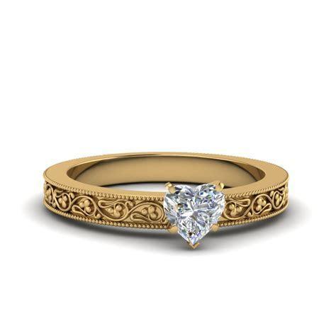 Solitaire Engagement Rings   Fascinating Diamonds