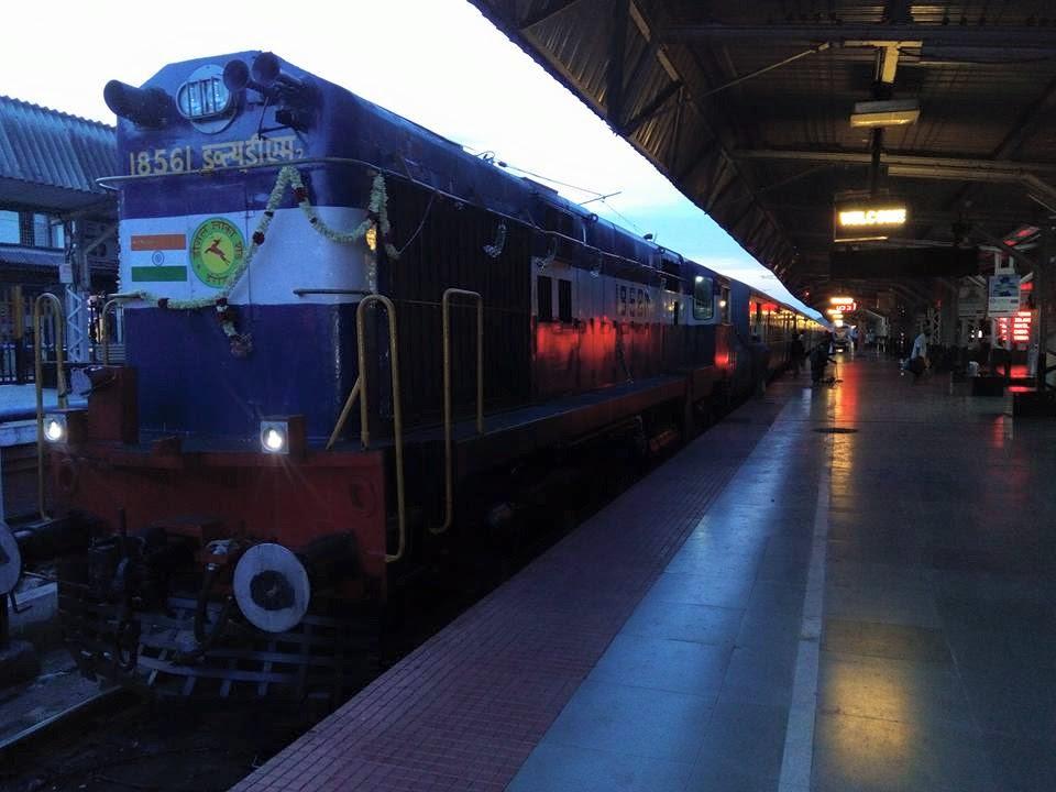 Image result for salem railways station 3 platform