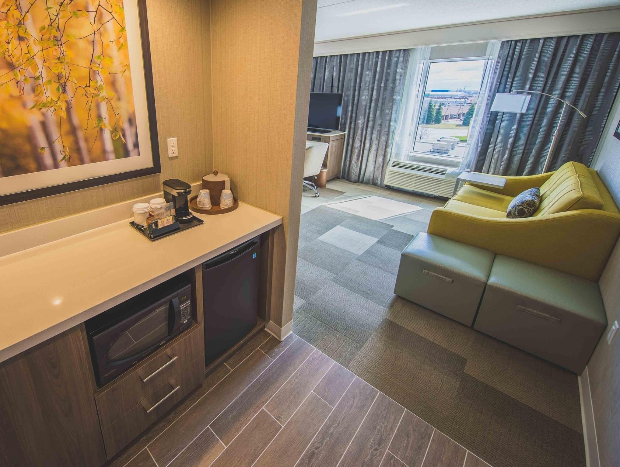 Review Hampton Inn and Suites Bolton