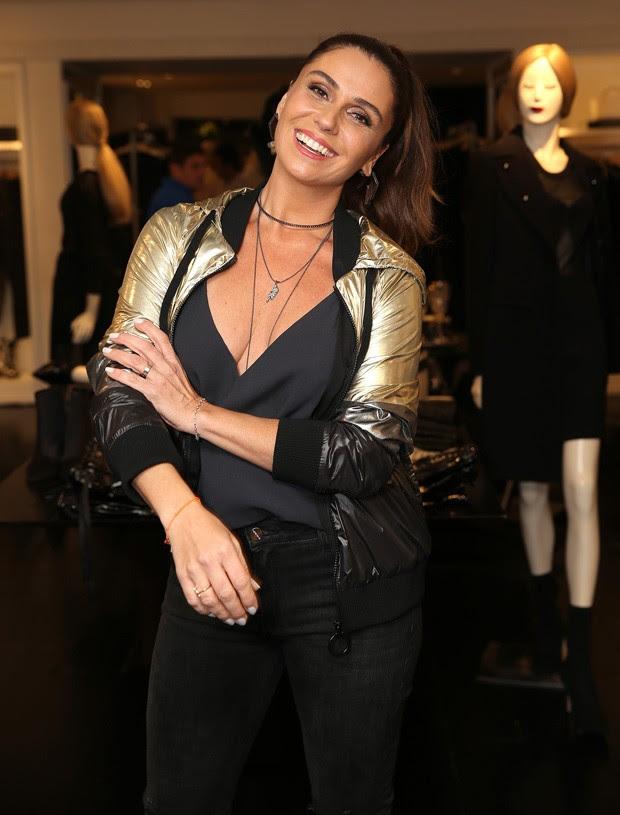 Giovanna Antonelli (Foto: Manuela Scarpa e Iwi Onodera/Brazil News)