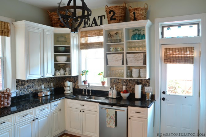 Summer Tour of Homes: Home Stories A to Z Home Tour