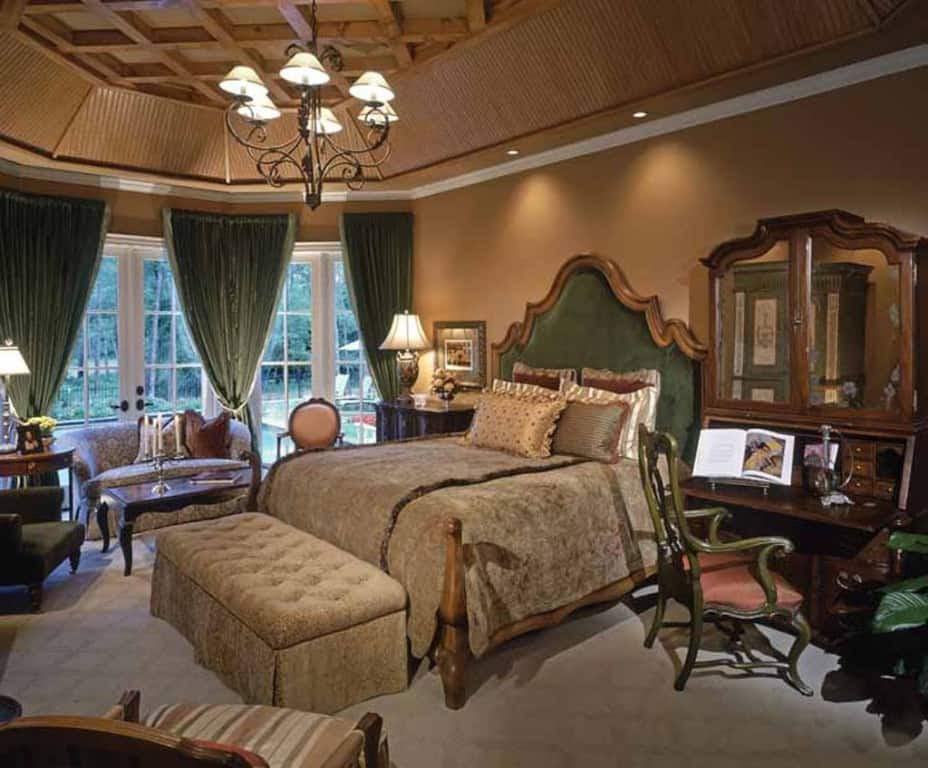 Decorating trends 2017: Victorian bedroom – HOUSE INTERIOR