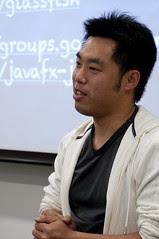 岡崎 隆之, JavaFX & GlassFish 合同勉強会 2010.12.10