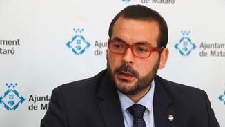 David Bote, alcalde de Mataró (ACN)