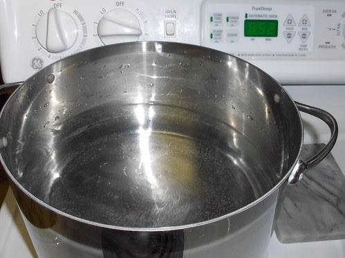 Boil some water