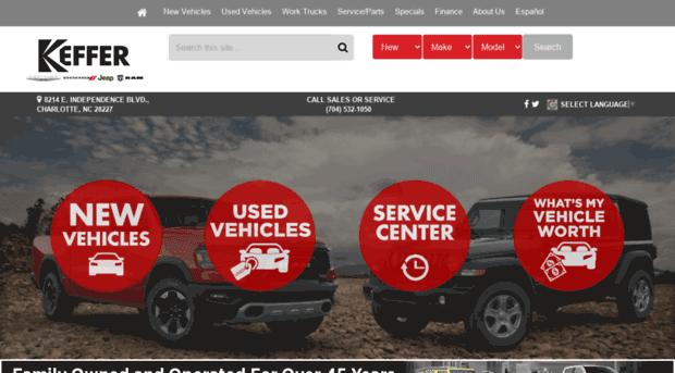 Keffer Jeep Service Top Jeep