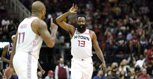 Avatar of James Harden takes control in fourth quarter of Rockets' win