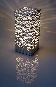 Table Luminaire - Ceramic Table Lamp - by Muhammad Moussa