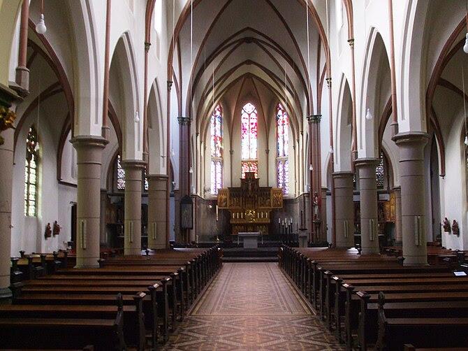 Deutsch: St. Maria Rosenkranz (Mönchengladbach...
