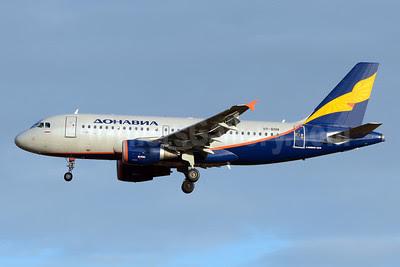Donavia Airbus A319-111 VP-BNN (msn 1841) SVO (OSDU). Image: 922056.