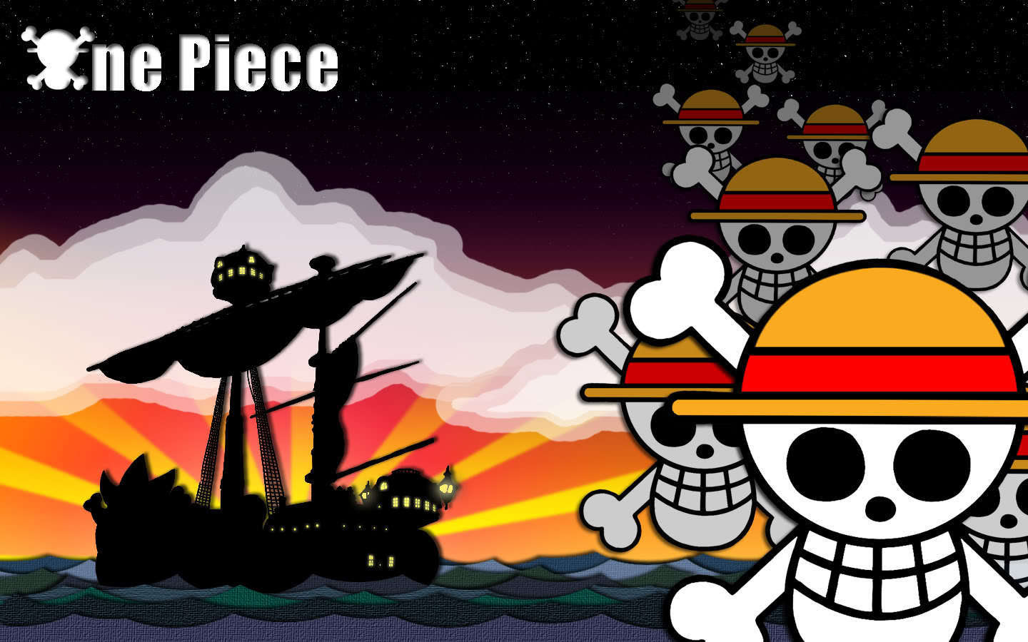 One Piece Logo Desktop Backgrounds For Free Hd Wallpaper Wall