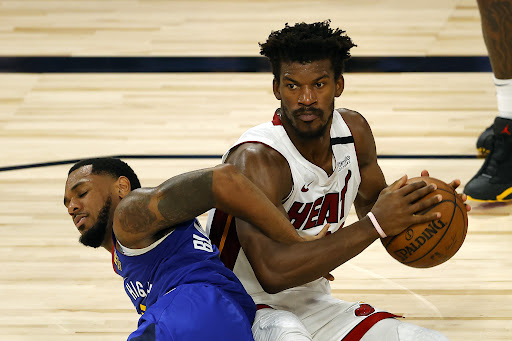 Avatar of Jimmy Butler, Bam Adebayo Power Heat to Win over Shorthanded Nuggets