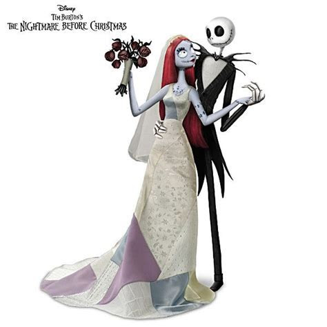 """Jack And Sally's Nightmare Romance"" Doll Set   Love her"