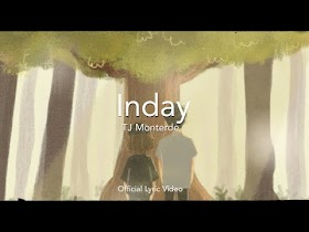 Inday by TJ Monterde [Official Lyric Video]