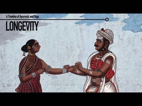 LONGEVITY | A Timeline of Ayurveda and Yoga