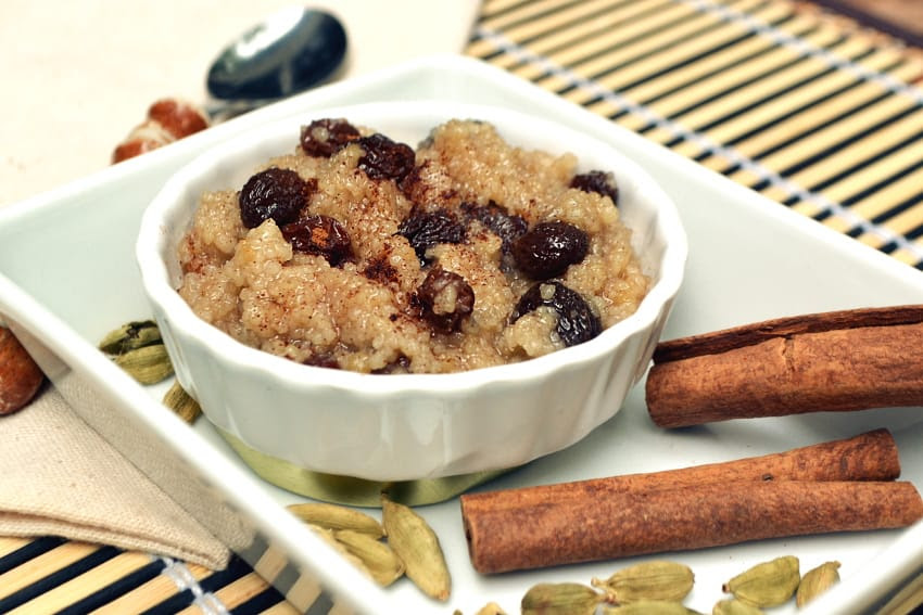 Creamy Vegan Coconut Milk Couscous Pudding (Copycat Rice ...
