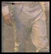 Cómo hacer un disfraz de Jedi: Los pantalones