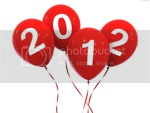 psdGraphics.com's New Year 2012 celebration graphic