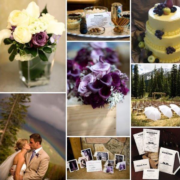 <b>Cake:</b> BellaCakes <br> <b>Invitations:</b> Invitations by Dawn <br> <b>Bouquet:</b> Katharina Stuart Floral Art and Design <br> <b>Centerpiece:</b> Soiree Event Planning <br> <b>Ceremony Location, Bride&Groom, Dessert Station, Tribute Table:</b> Bella Design & Planning