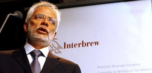 Marcel Hermann Telles, integra o mesmo fundo de Lemann, o 3G, e é o terceiro mais rico do país