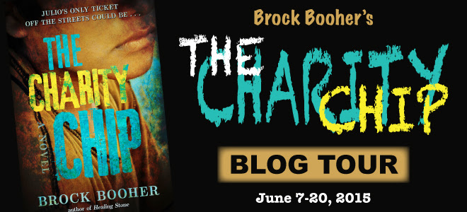Charity Chip blog tour