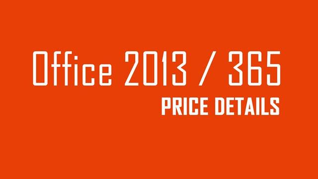 Office 2013, Windows, Microsoft