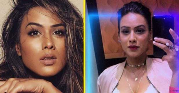 """Nia Sharma reformulate """"brown skin"""" beauty and this amazing picture is proof of this! Pic inside"""
