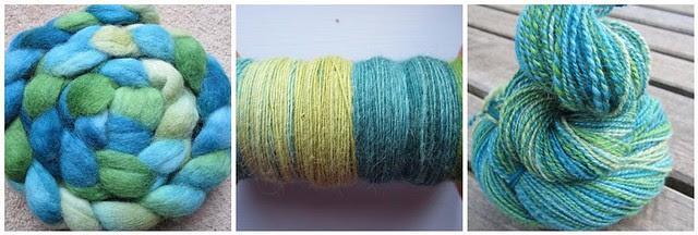 Broad Marsh yarn