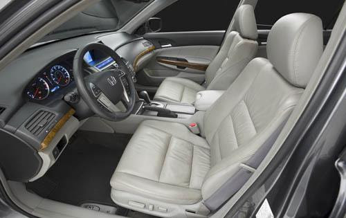 2011 Honda Accord EX-L V6 Interior