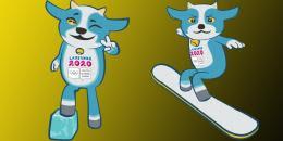 Yodli, la mascotte pour Lausanne 2020 a été dévoilée