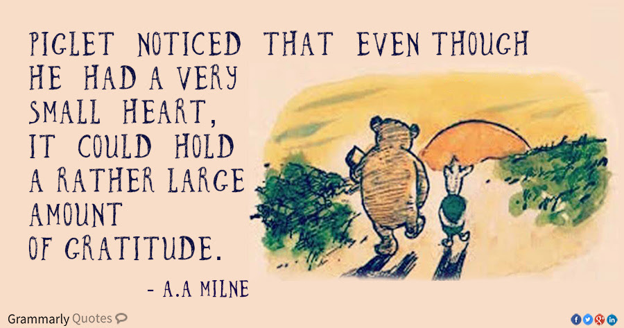 Lisas World 10 Winnie The Pooh Quotes That Will Make You Instantly