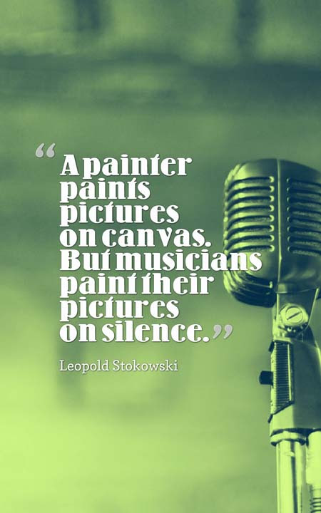 The 101 Most Inspiring Quotes About Music Planet Of Success