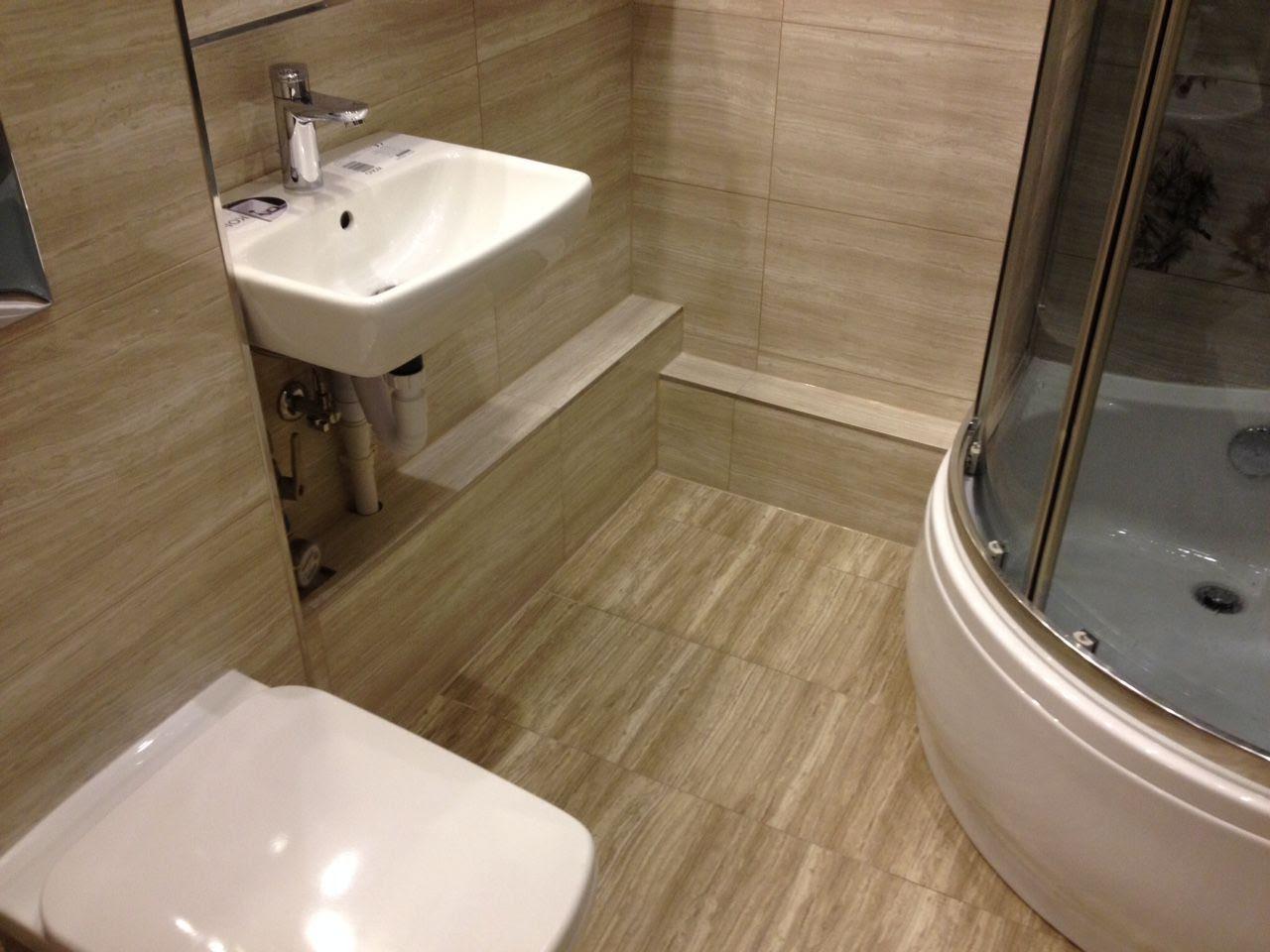 Remont łazienki w bloku, remont małej łazienki