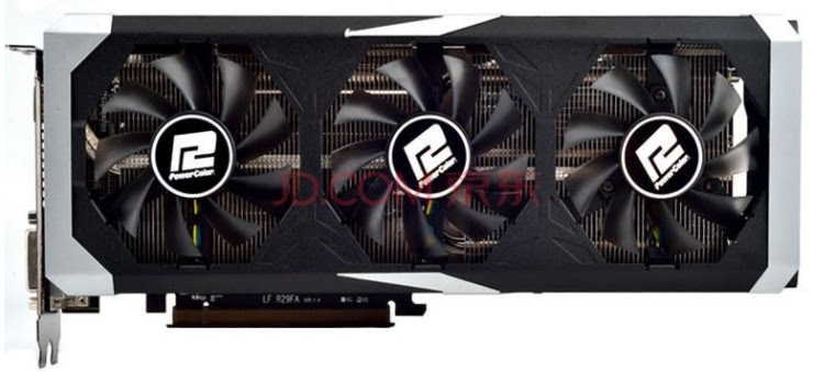PowerColor Radeon R9 390 4GB