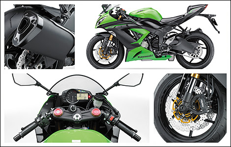 2013 Kawasaki Ninja Zx 6r 636 Preview