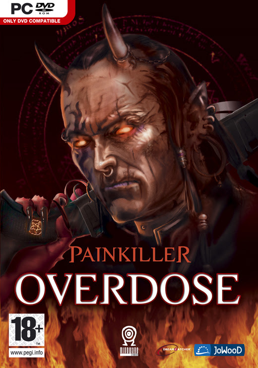 Painkiller Overdose PC Game 100% Working Cheat