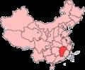 Giang Tây trong Trung Quốc