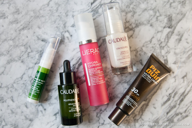 skin care favorites 2014  the body shop eye concce