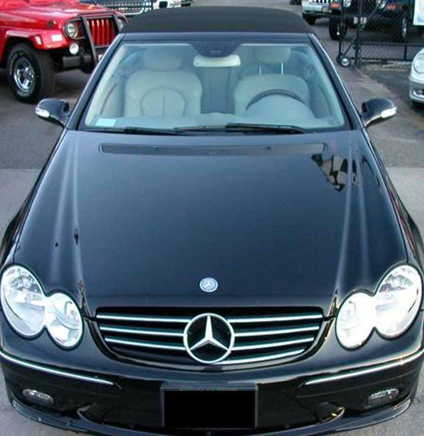 Used Mercedes-Benz CLK-Class For Sale - CarGurus