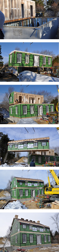 New World Home Sustainable Prefab Housing