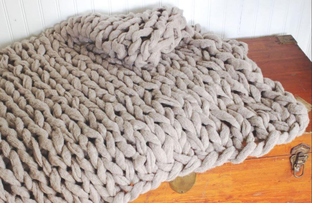 Super Chunky Blanket