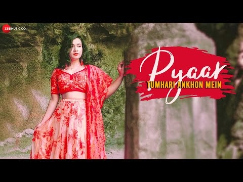 Pyaar Tumhari ankhon mein Lyrics - Soumee Sailsh ft Keshav Kumar