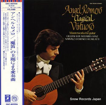 ROMERO, ANGEL classical virtuoso