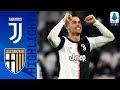Ronaldo anota un memorable doblete contra el Parma y se convierte en el único en grandes ligas con 15 goles