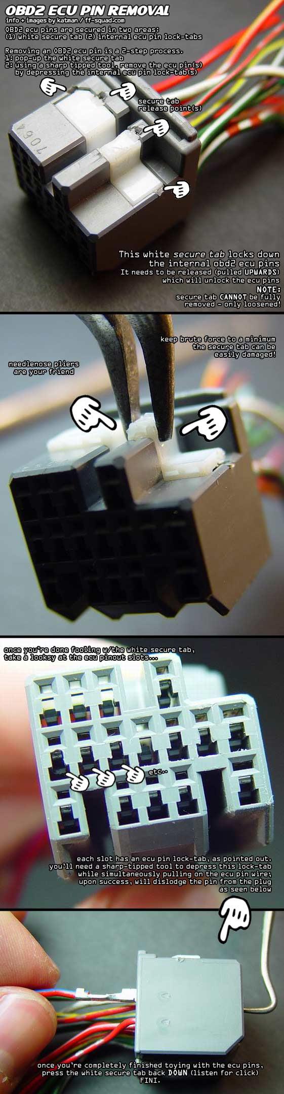 1990 honda prelude wiring harness image 2