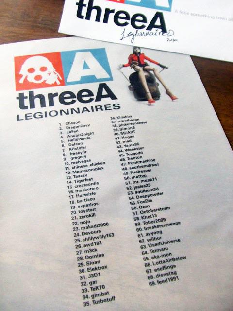 3A-LEGION