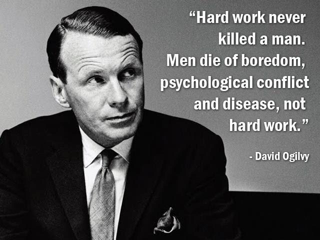 Image result for David Ogilvy Quotes