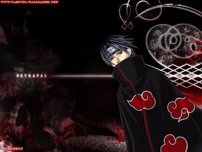 Naruto Wallpaper - Itachi Betrayal