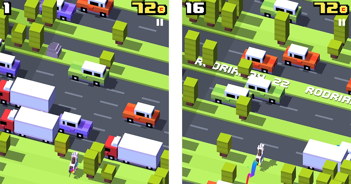 Apple News: Crossy Road: Ten tips, hints, and cheats to