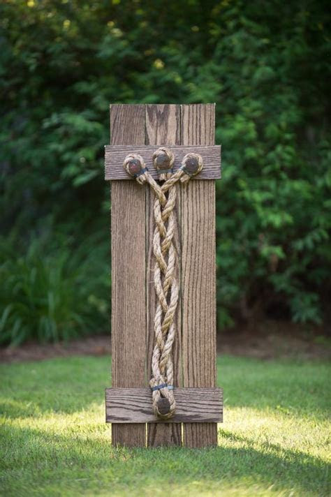 Wedding Braid Cord of Three Strands God's Knot Braid